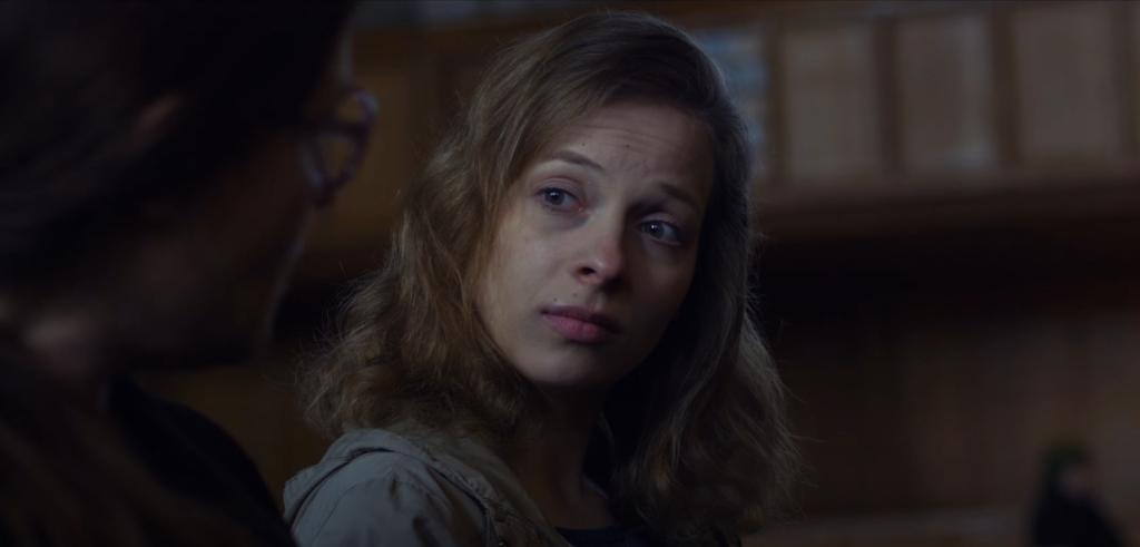 "Szene aus dem Kurzfilm ""Mourning Hour"""
